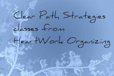 organizing classes, paper organizing class