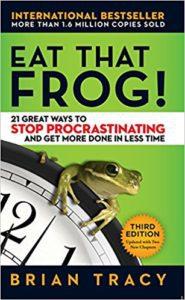 HeartWork Organizing loves Eat that Frog