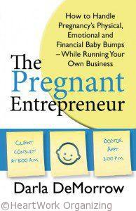 Everything you need to know about running your own business while pregnant!