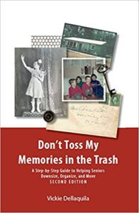 HeartWork Organizing loves Don't Toss my Memories in the Trash