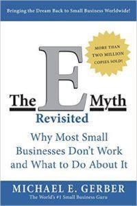 organizing books, e-Myth Revisited