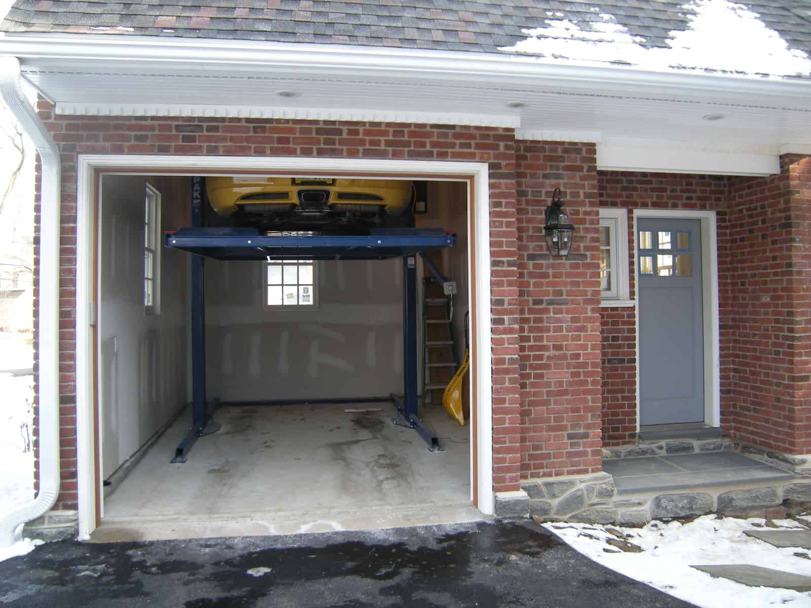 Garage finale part 1 heartwork organizing tips for for Cheap car garages