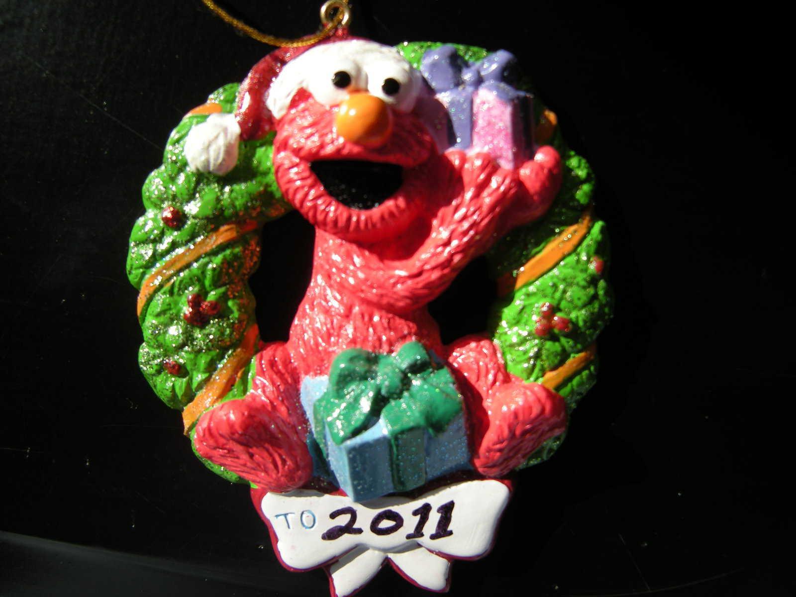 Sesame Place Ornament