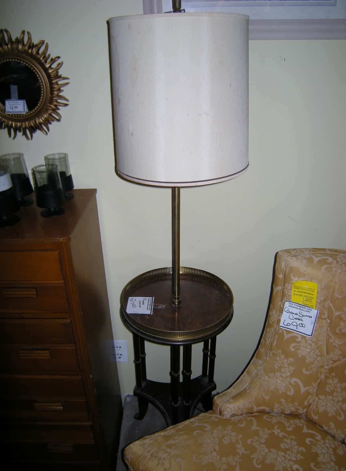 floor lamp needs a makeover