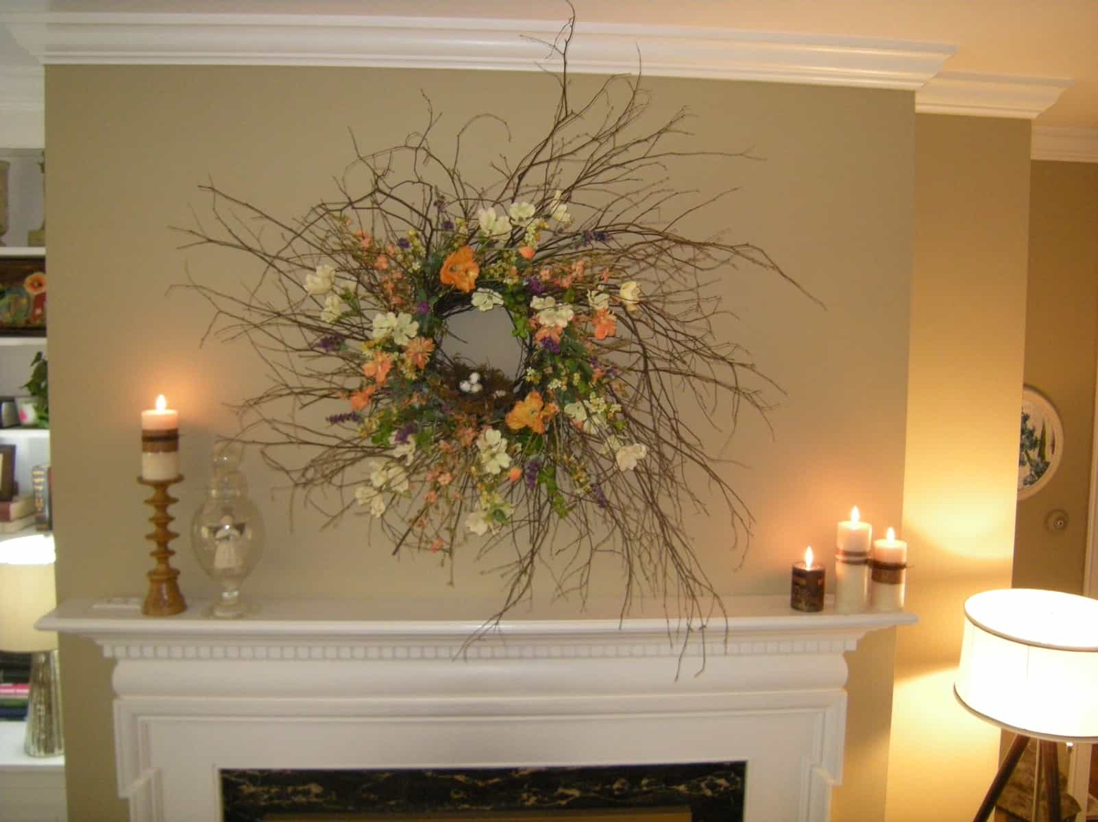 how to make wreaths - inspiration