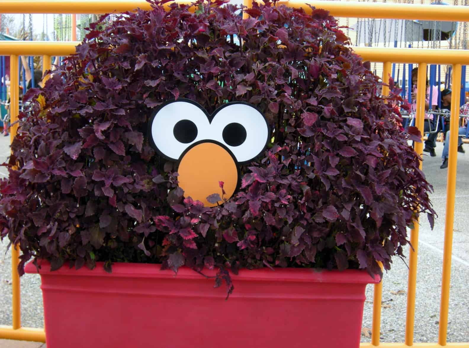 this - Sesame Place Halloween