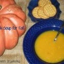 Easy Squash Soup for Fall {CrockPot Recipe}