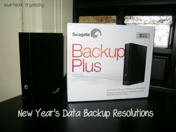 Seagate, Carbonite,  data backup