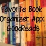 Whatchya Readin? Home Library Organizing with GoodReads