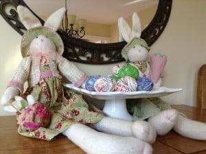 Easy Yarn Easter Craft (8)