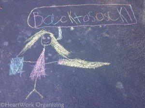blackboard paint drawings