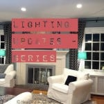 Lighting Updates: Basement {Part 3}
