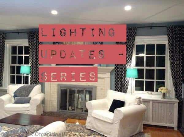 Lighting Updates: LED Recessed Lights {Part 1} | HeartWork ...