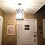 Lighting Updates: Foyer {Part 2}