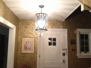 Lighting update with Ballard Designs Lara