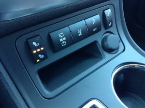 GMC Acadia Heated Seats
