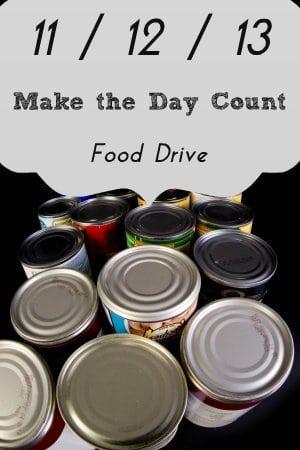 11-12-13 food drive