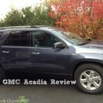 GMC Acadia {Review}