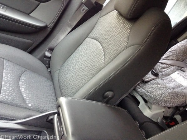 GMC Acadia Cloth Seats