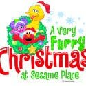 A Very Furry Christmas at Sesame Place 2013