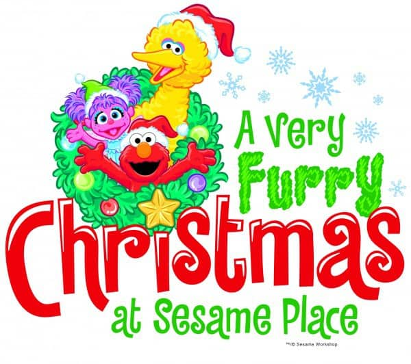 A Verry Furry Christmas at Sesame Place
