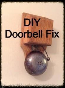 how to fix old doorbell