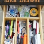 Organizing the Junk Drawer