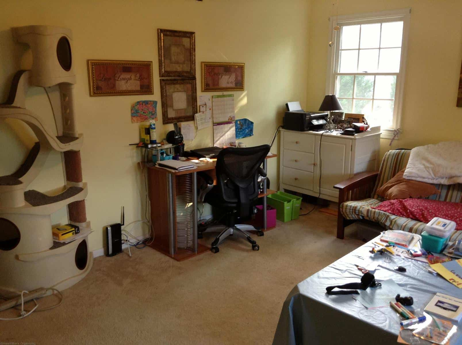office playroom. Loft Playroom Makeover Windows Desk Office 8