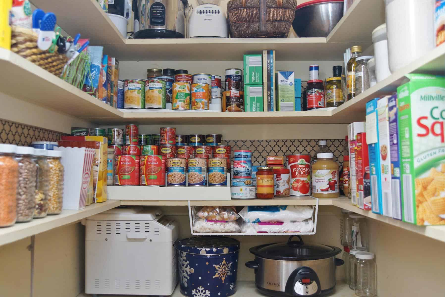 Hard Working Pantry Heartwork Organizing Tips For Organizing Your Home Amp Decluttering