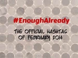 official hashtag or February 2014