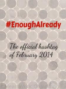 official hashtag of February 2014