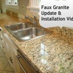 Faux Granite- DIY Installation Videos
