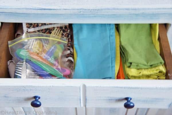 where to store cloth napkins
