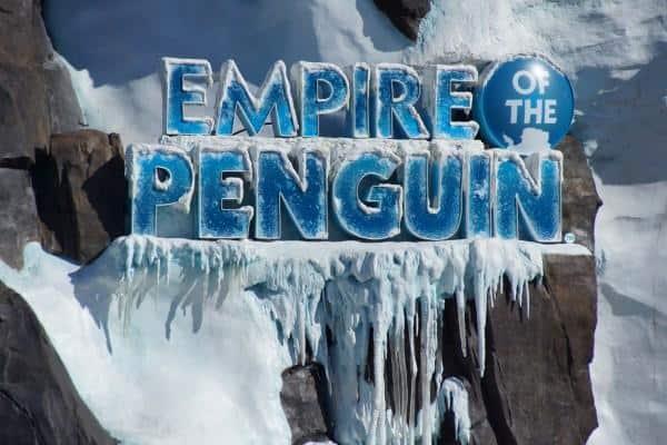 SeaWorld Empire of the Penguins