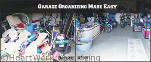 3 cute garage organizing ideas