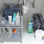 Organizing Under Sinks