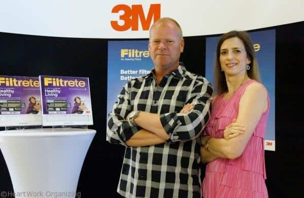 Mike Holmes and me at Haven