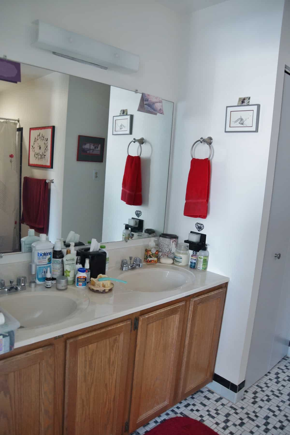 Spa Bathroom Renovation: Complete! | HeartWork Organizing, Tips for ...