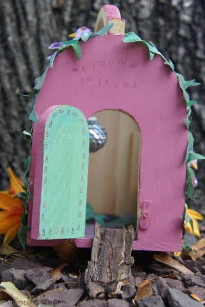 door to the Fairy House