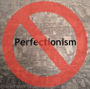 NO Perfectionism