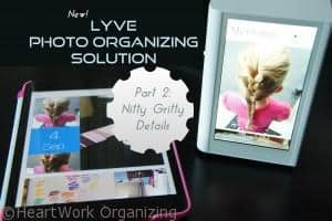 Lyve Photo organizing user review