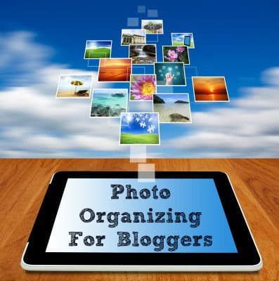 How to organize hundreds of photos in an hour for blogging