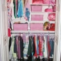 Organizing a Teen's Closet: Before and After