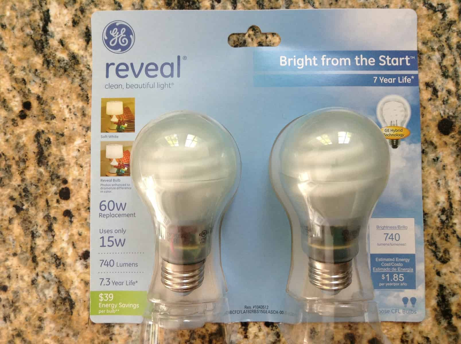 Light bulbs make a difference in decorating heartwork organizing ge reveal cfl bulbs audiocablefo