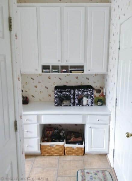 How to organize a mudroom (after)
