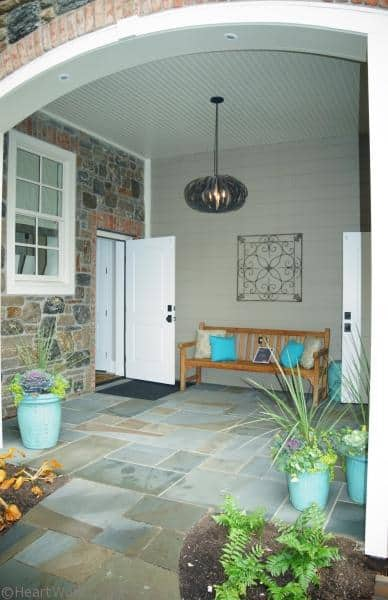 design home breezeway