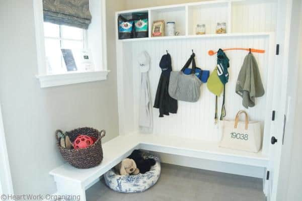 design home mudroom