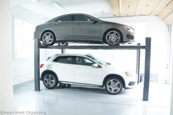design home car lift