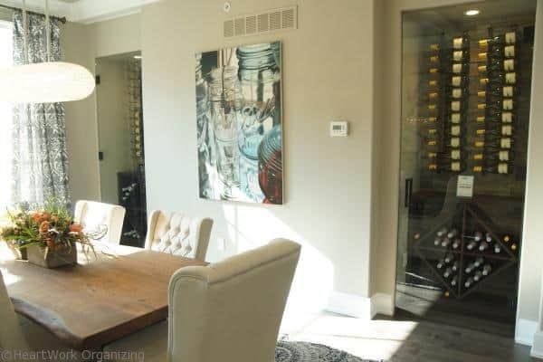 design home dining room wine cellars