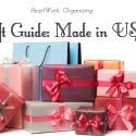 Gift Guide: Made in USA